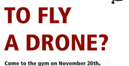 drones workshop