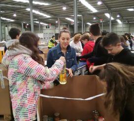Colaboramos con la Fundación Banco de Alimentos
